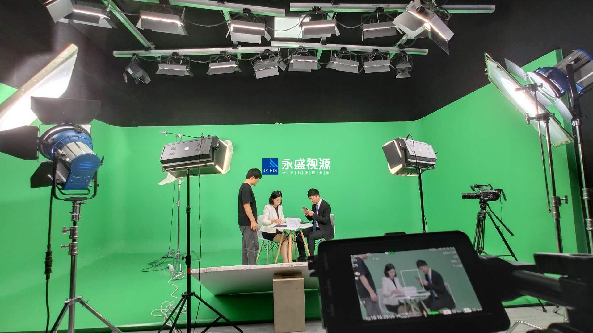 中国人保企业宣传片现场拍摄花絮镜头